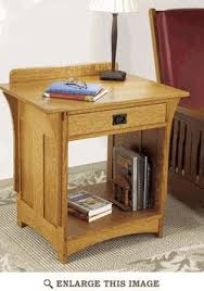 Woodworking Plans Bedside Table by 174 Best Nightstands And End Tables Images On Pinterest