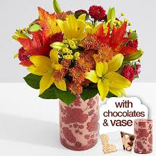 Flowers Delivered With Vase Lilies Flower Arrangements From 29 99 Proflowers