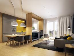 Home Design Studio Bristol by Appartement Moderne Scandinave Ingénieux Salons Interiors And