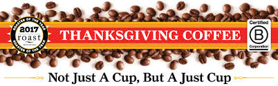 thanksgiving coffee artisan coffee roaster roaster of the year