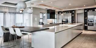 kitchen architects blu line modern family kitchen in bedfordview