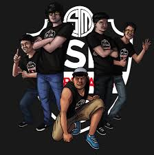 solomid guides team solo mid digital art by jaymes thompson
