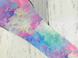 galaxy ribbon 3 ombre ribbon glitter ribbon galaxy ribbon rainbow ribbon