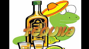 cartoon tequila tequila in the style of george benson a midi hits backing