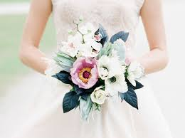 wedding flowers types a glossary of wedding flower terms