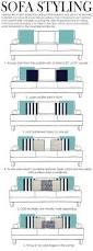 Accent Sofa Pillows by 10 Dicas Para Quem Não Sabe Decorar Pillows Room And Living Rooms