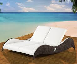 Chaise Lounges Source Outdoor Wave Piece Wicker Chaise Lounge