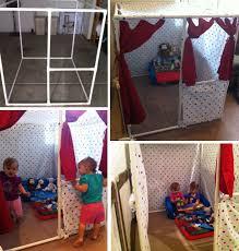 fabriquer chambre une cabane d intérieur pour rêver et sévader
