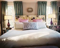 Bedroom Decorating Ideas Bed In Front Of Window Eclectic Bedroom Photos 247 Of 271