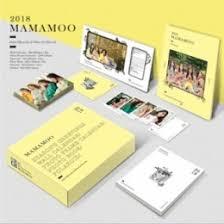 mamamoo 2018 season u0027s greeting