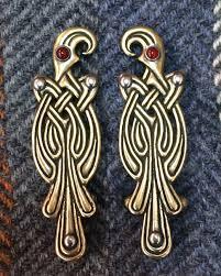 heavy braid viking dragon torc crafty celts