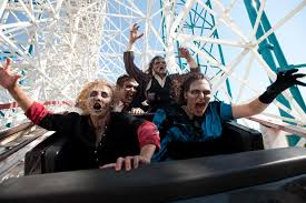 Six Flags Magic Mountain California Hours Six Flags Magic Mountain Presents Their Biggest And Scariest