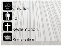 the big story of scripture creation fall redemption