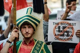 Ottoman Germany Ankara Angered After German Lawmakers Call Killing Of Armenians By