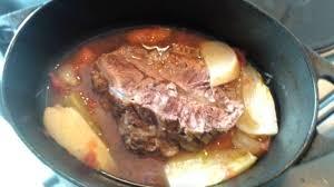 cuisiner du paleron de boeuf marmite de paleron et légumes à l orientale recette par la bonne