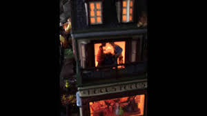 hawthorne village halloween my dept 56 halloween village 2016 youtube