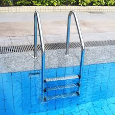 aliexpress com buy swimming pool ladder quality 3 step tread
