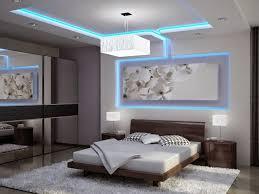Designer Bedroom Lighting Colored Led Ceiling Lighting In Ultra Modern Suspended Ceiling