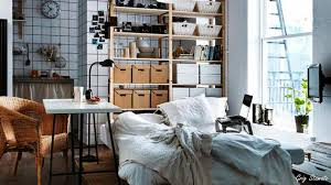Organizing Small Bedroom Elegant Apartment Storage Ideas With Apartment Studio Design Ideas