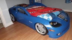 blue corvette bed like like gaming charity booster custom ink fundraising