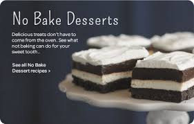 no bake dessert recipes