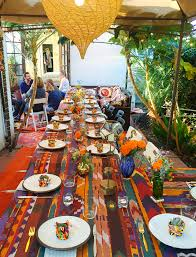 thanksgiving at the jungalow and 5 affordable entertaining