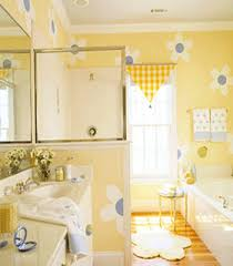 blue and yellow bathroom ideas modern bathroom ideas adding yellow accents to bathroom