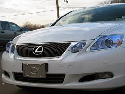 lexus is350 headlight vinyl headlight tint installation service chicago