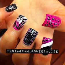 34 best acrylic nail designs images on pinterest acrylic nail