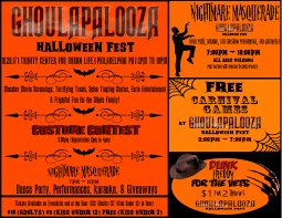 ghoulapalooza halloween festival tickets sat oct 28 2017 at 2