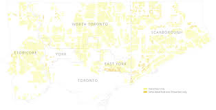 Toronto Subway Map The Newest Ttc Map On Paper Vs Reality U2014 Mapto