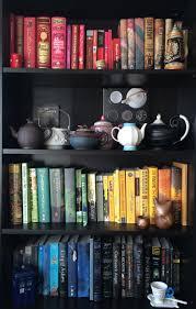 7 ways to organize your books other than alphabetically