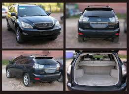 lexus suv 2003 2003 lexus rx330 pictures 3 3l gasoline automatic for sale