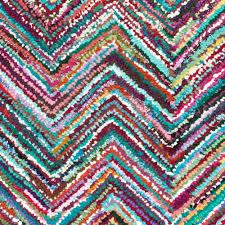 Multicolored Rug Safavieh Nantucket Suzette Hand Tufted Cotton Area Rug Multi