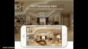180 degree panaromic camera home security camera youtube