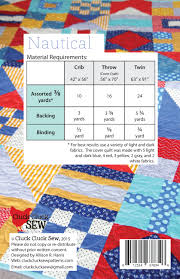 Nautical Quilts Nautical 152 Cluck Cluck Sew