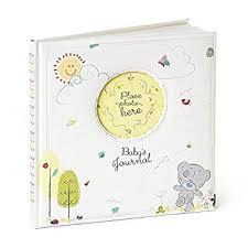 baby keepsake book me to you tiny tatty teddy baby keepsake journal book co
