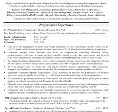 office manager resume resume template sleffice manager position resumes sles