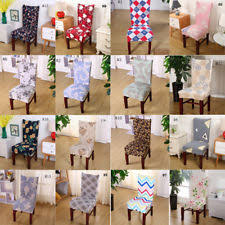 Slip Covers Dining Room Chairs - dining room chair slipcovers ebay