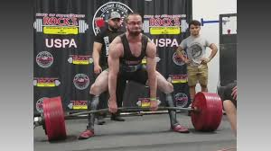 Bench Press Records By Weight Class Lubbock Man Breaks World Record For Power Lifting In His Weight