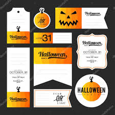 cute happy halloween sign collection of halloween journaling cards notes stickers labels