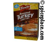 turkey gravy mix frenchs roasted turkey gravy mix 6 x 0 88oz 25g packets 7 76usd