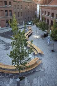 17 best images about urban design on pinterest aarhus public discover all the information about the product picnic table contemporary galvanized steel iroko tournai belgium factory street furniture and find