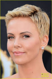 15 best celebrity women with fierce short hair images on