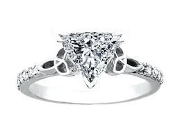 engagement ring sale trilliant ring trillion cut engagement rings