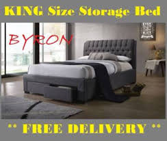 king size upholstered bed frame gumtree australia free local
