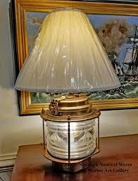 Ship Light Fixture Nautical Table Ls Skipjack Nautical Wares