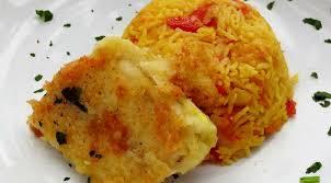 cuisine riz riz et poisson frit machboos qatar la tendresse en