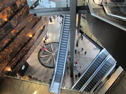 Looking Down Stairs by File Titanic Belfast Atrium Looking Down Jpg Wikimedia Commons