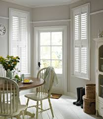 traditional colonial or plantation interior white painted wooden